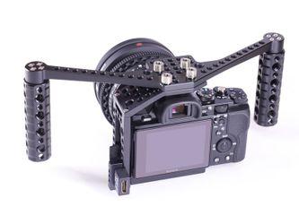 Birdcage A7 Kit Plus mit Twin Baseplate, integriertem LockPort HDMI und BoomBooster – Bild 4