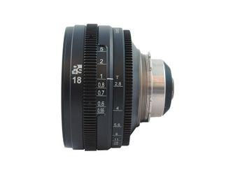 PS-Umbau für Canon K35 18mm T2.8, PL – Bild 2