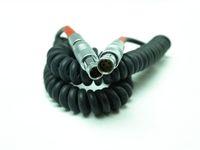 Kabel für Heizbare Augenmuschel 12V 24V gerade Stecker 001