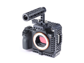 BirdCage PRO A7 MK2 Bundle  / Twin Baseplate / Top Grip Handle – Image 1