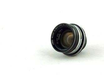 Cooke Speed Panchro 32mm  f2.0 Ser. II, lens head