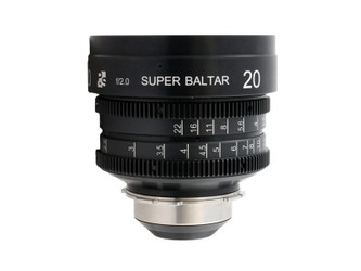 PS-Rehousing for Super Baltar 20mm f2.0, PL