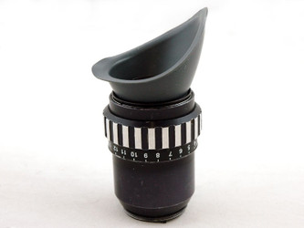 Eyepiece for extension viewfinder, used – Image 2