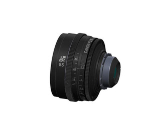 PS-Rehousing for Canon FD 85mm f1.8, PL,