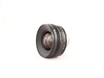 Canon FD 14mm f2.8 L, PL – Image 1