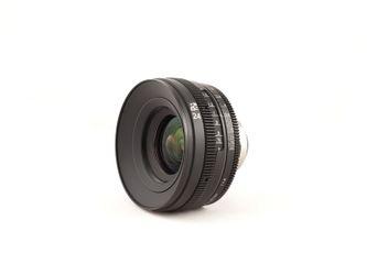 Canon FD 24mm f1.4 L, PL