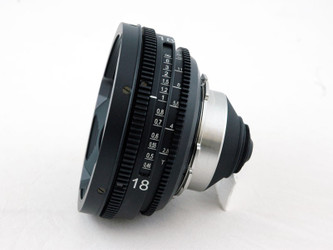 PS-Rehousing for Kinoptik 18mm  f1.8, PL, meter – Image 2