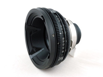 PS-Rehousing for Kinoptik 25mm  f2.0, PL, meter – Image 1