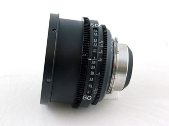 PS-Rehousing for Kinoptik 50mm  f2.0, PL, meter – Image 2