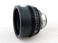 PS-Rehousing for Kinoptik 50mm  f2.0, PL 001