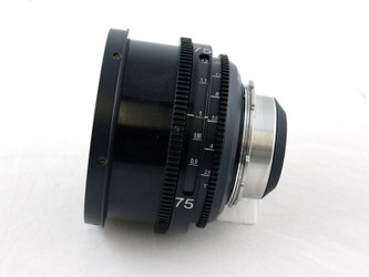 PS-Rehousing for Kinoptik 75mm  f2.0, PL, meter – Image 2