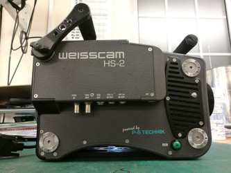 Weisscam HS-2 used camera package