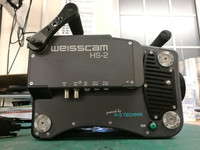 Weisscam HS-2 used camera package 001