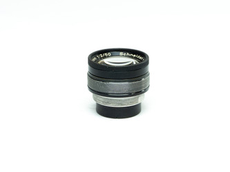 Schneider Xenon 50mm f 2.0, used vintage lens head – Image 3