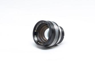 Schneider Xenon 50mm f 2.0, gebrauchter Vintage Linsenstock – Bild 1