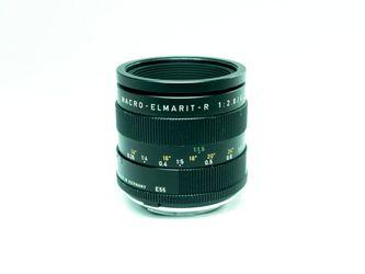 Leica Leitz-Wetzlar Macro-Elmarit R 60mm f2.8, gebrauchter Linsenstock – Bild 3