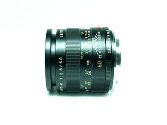 Leica Leitz-Wetzlar Macro-Elmarit R 60mm f2.8, gebrauchter Linsenstock – Bild 2