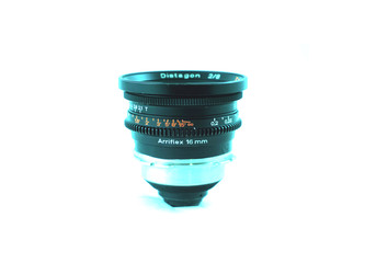 Carl Zeiss Distagon 8mm F2/T2.1 for 16mm format, PL mount – Image 4