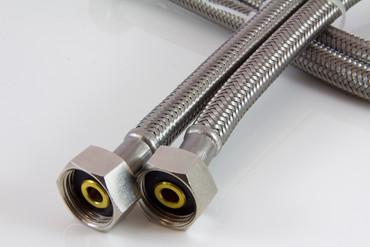"""Kott-Glide Flexschlauch 1/2"""" Überwurf L=500mm (Set mit 2 Schläuchen)  – Bild 1"""