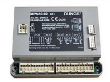 Buderus Gasfeuerungsautomat MPA 50,02 V3.01, AE434 X, Herst.-Nr. 63026504