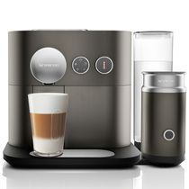Nespressomaschine, 1260 Watt Leistung, 19 bar Pumpendruck, um die feine Geschmacks- und Aromafülle jedes Grand Cru zu entfalten, Thermoblock-Heizsystem, Verkürzte Aufheizzeit (ca. 25 s),