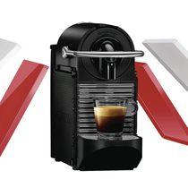 Nespressomaschine, 1260 Watt Leistung, 19 bar Pumpendruck, Betriebsbereit in nur 25 Sek., Thermoblock-Heizsystem, Tassen-Programmierung: Für individuelle Tassenfüllmenge,