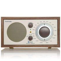 Bluetooth Tischradio, handgefertigtes Holzgehäuse, UKW/MW Empfang, Bassreflex System, Bluetooth, AUX-Eingang