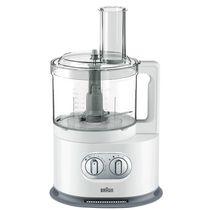 Braun FP 5150 IdentityCollection Weiss - 1000 Watt Kompakt-Küchenmaschine 002