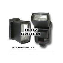 SIOCORE Makro-Blitz Ring-Blitz Makro-Systemblitz Set für CANON EOS und PowerShot Bild 4