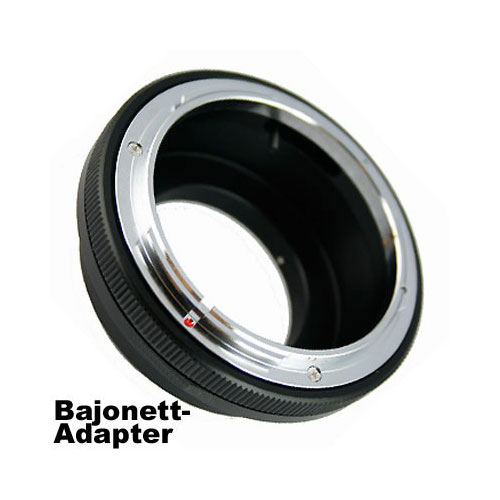 SIOCORE lens adapter Canon FD Bajonet to Micro Four Thirds ( M 4/3 ) camera