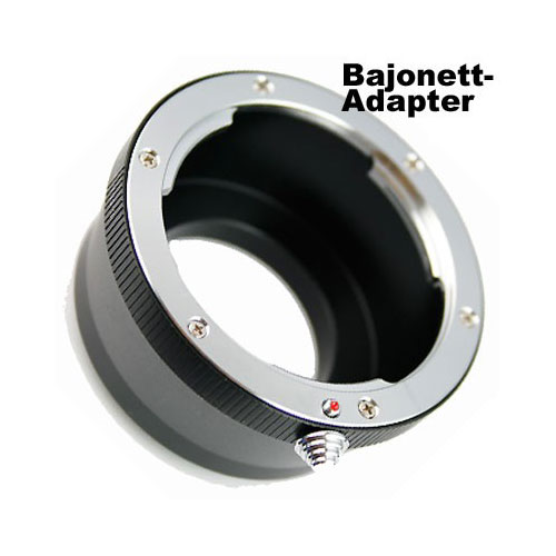 SIOCORE lens adapter Leica-R Bajonet to Micro Four Thirds ( M 4/3 ) camera