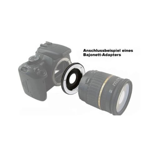 SIOCORE lens adapter Nikon F Bajonet to Micro Four Thirds ( M 4/3 ) camera Bild 2