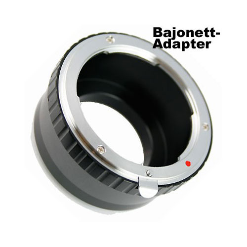 SIOCORE lens adapter Nikon F Bajonet to Micro Four Thirds ( M 4/3 ) camera