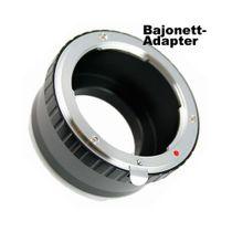 SIOCORE lens adapter Nikon F Bajonet to Micro Four Thirds ( M 4/3 ) camera Bild 1