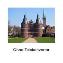 1.8x HD Profi Tele-Konverter Televorsatz Linse f. Canon EOS Objektive by SIOCORE Bild 2