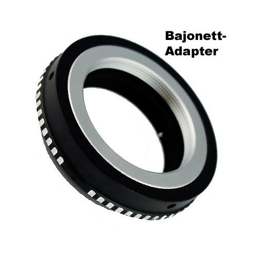 SIOCORE Objektiv-Adapter M39 Bajonett an Micro Four Thirds ( M 4/3 ) Kamera