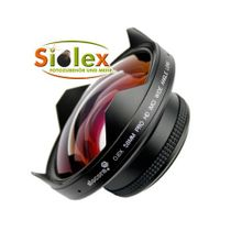 SIOCORE 0.6x HD wide angle Converter mount Lens for PENTAX & SAMSUNG lens Bild 1