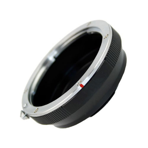 SIOCORE lens adapter Canon EOS Bajonet to Samsung NX system camera