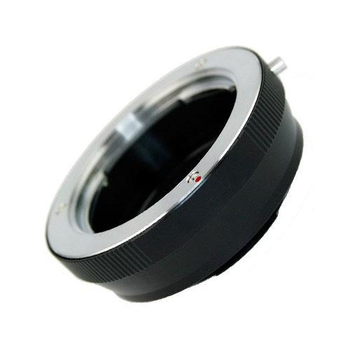 SIOCORE Objektiv-Adapter Konica Minolta SR / MD / MC Bajonett an Samsung NX Bild 1