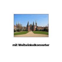 0.45x Weitwinkelkonverter Vorsatzlinse + Nahlinse Olympus C-5060 7070 by SIOCORE Bild 3