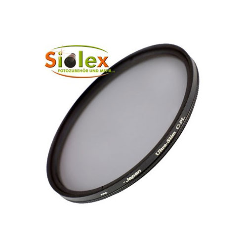 POWERED BY SIOCORE 52mm Slim CPL Circular Polarisation Filter C-PL