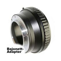 SIOCORE Lens Adapter Hasselblad Bajonet to Nikon F Camera Bild 1