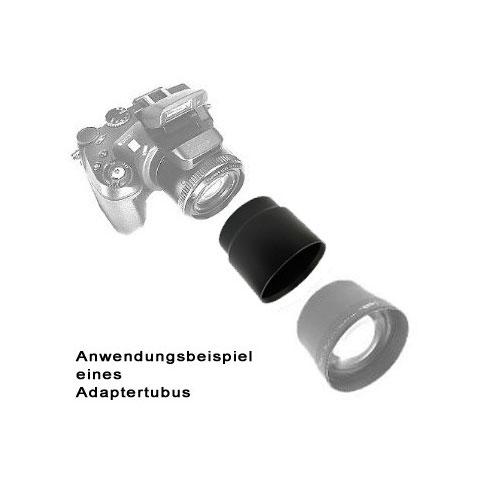 Filter-Adapter-Tubus für NIKON CoolPix P5000 und P5100 Bild 2