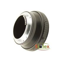 SIOCORE AF-semi-automatic lens adapter Hasselblad Bajonet to Canon EOS camera Bild 1
