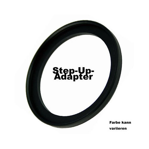 SIOCORE Filter Adapter 30,5mm to 37mm Adapter Ring M30,5-M37 Bild 1