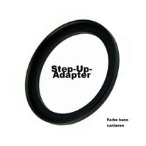 SIOCORE Filter Adapter 49mm to 58mm Adapter Ring M49-M58 Bild 1