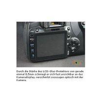 Echtglas LCD Displayschutz für Pentax K20D Bild 3
