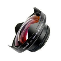0.6 HD Weitwinkel f. Sony Dsc H1 H2 H3 H5 by SIOCORE Bild 1