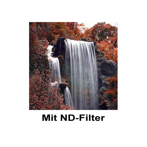 55mm ND2 Filter bzw. Graufilter / Neutraldichtefilter ( Digital Slim-Line ) Bild 3