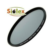 POWERED BY SIOCORE slim 72mm ND2 Filter / GREY Filter / neutral density filter Bild 1